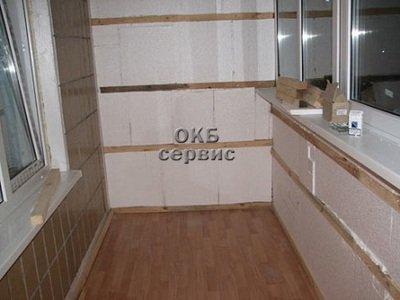 Ремонт балкона и утепление фото балконы остекление