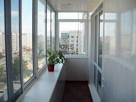 Раздвижные окна SLIDORS - выгодное остекление балкона.