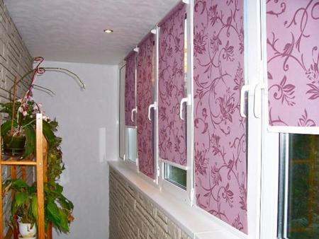 фото тканевые ролеты на окна цена