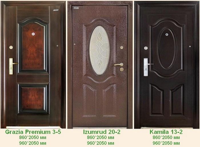 расценки вставить входную железную дверь