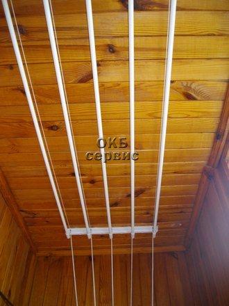 Cушилка для белья киев. потолочная сушилка на балкон, лоджию.