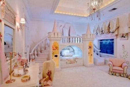 красивая комната детская фото