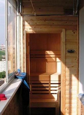 Идеи ремонта балкона